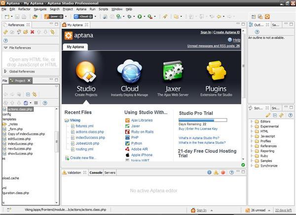 网页设计软件,4 款实用的网页设计开源工具