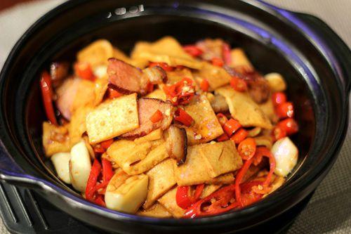 豆腐的美食,春节年俗:二十五,磨豆腐 年夜饭餐桌上16道豆腐美食