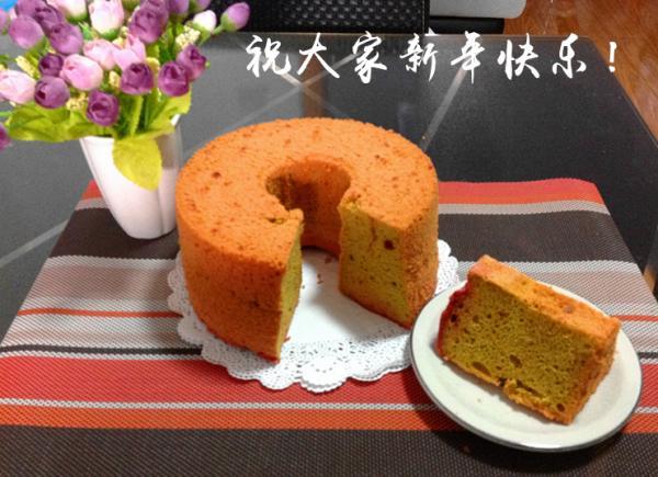 蛋糕的寓意,鸿运当头——新年蛋糕