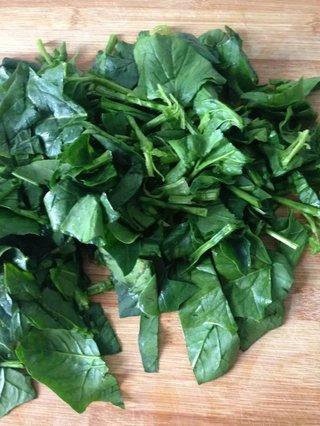 凉拌菠菜的做法,凉拌菠菜的做法,凉拌菠菜的家常做法