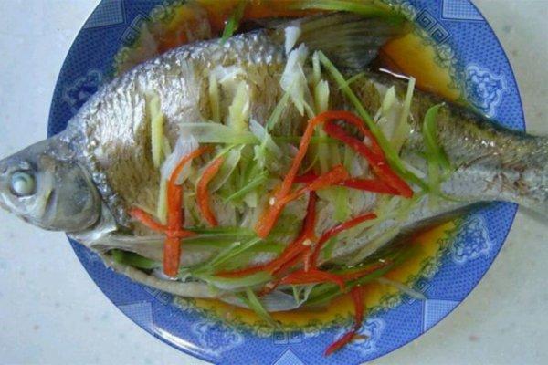 武昌鱼的做法,清蒸武昌鱼的做法步骤