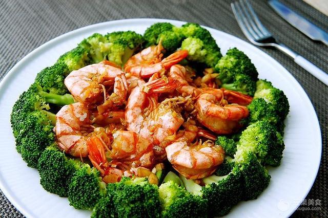 蒜蓉虾的做法,美极蒜蓉虾的做法