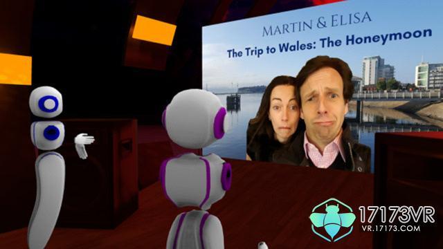 vr婚礼,首个VR婚礼 这对英国夫妇终于在VR里完婚了