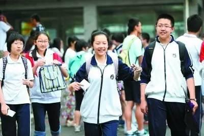 绥化中考成绩查询,绥化市直属普通高中今年录取考生3652人