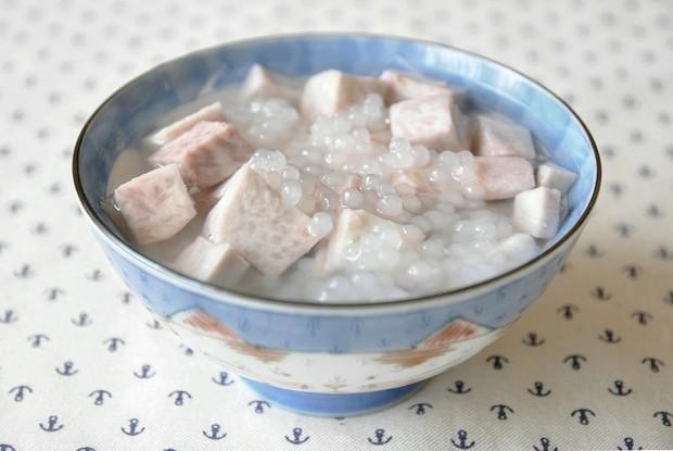 香芋西米露的做法,香芋西米露