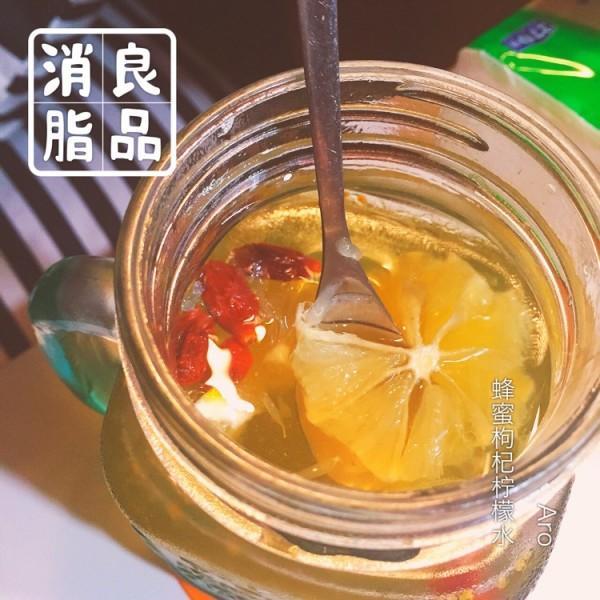 怎么做柠檬,枸杞蜂蜜柠檬水的做法