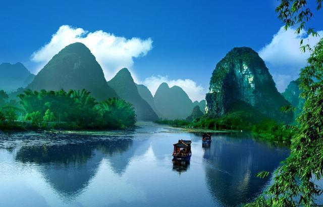 """桂林山水甲天下下一句,课本为何只说了""""桂林山水甲天下"""",而没有下一句?已丢失千年"""