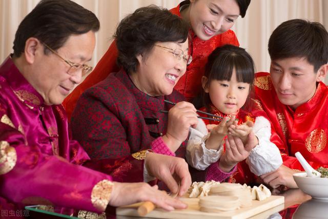 中国传统节日,中国4大传统节日,孩子们知道吗?这样介绍给孩子,Ta一定喜欢