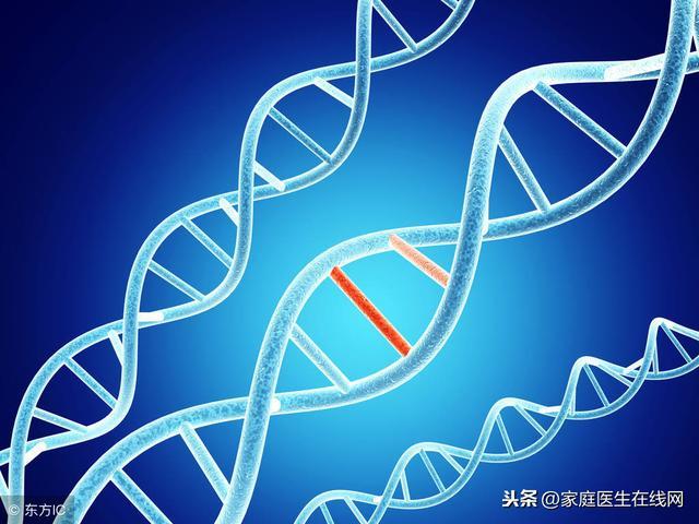 遗传病有哪些,这6种疾病具有遗传倾向,父母患病,孩子也很难幸免