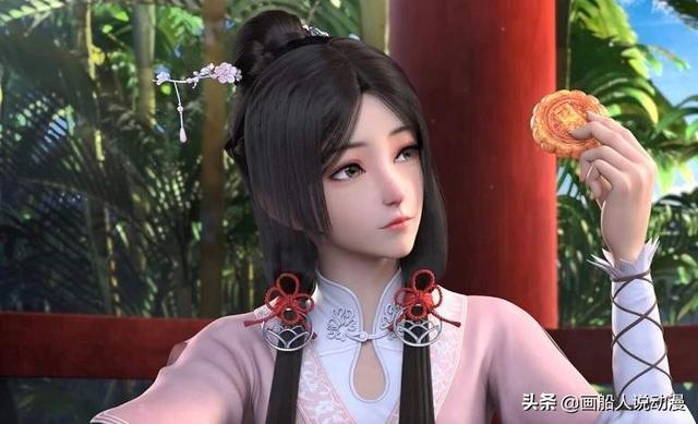 元龙漫画,元龙:王胜的老婆真不少,动画宋嫣和阿七我给满分,期待媚儿