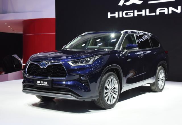 汉兰达最新消息,广汽丰田新款汉兰达发布,焕然设计,增加2.5L混动,让竞争对手咋办?