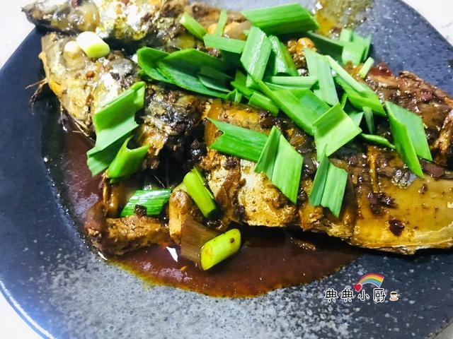 海鱼怎么做,烧海鱼超简单,肉质软嫩,鲜香入味,全家都爱吃!