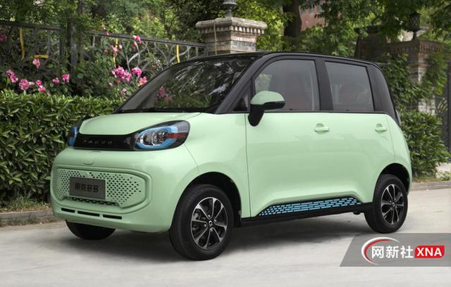 微型电动车又来新成员!朋克多多上市,2.68万元起 全球新闻风头榜 第1张