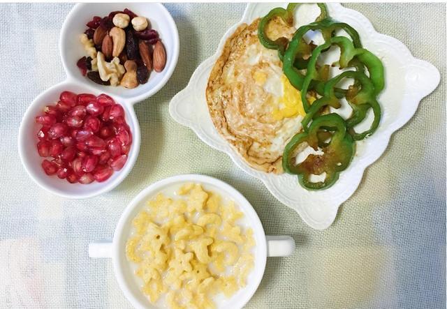 幼儿园美食,孩子上幼儿园后的早餐,一周七天不重样,样样孩子都爱吃!
