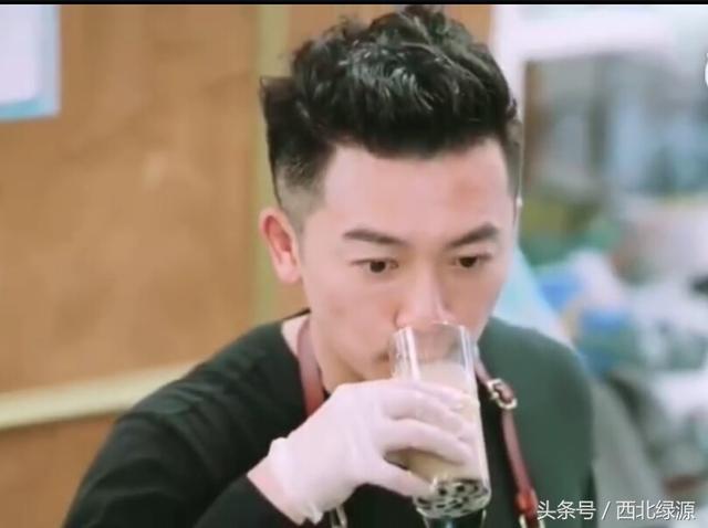 珍珠怎么做,苏有朋自制珍珠奶茶,不加一滴水,比外面卖的好喝!