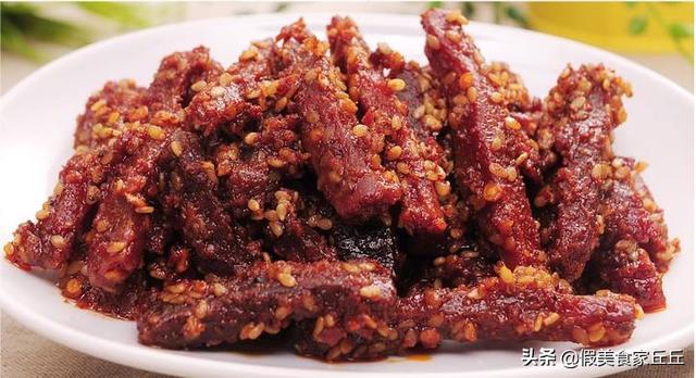 四款大家都喜欢的肉类零食,既耐咀嚼又耐保存