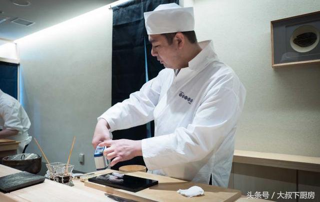 生鲜的吃法,温度才是寿司的灵魂!生鲜搭配醋饭,不论什么做法,味道最重要!
