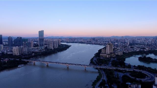 惠州市完成地域国民生产总值4221