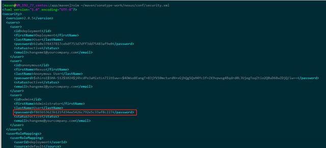 网页游戏私服,nexus私服重置账户(admin)密码