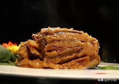 米粉肉的做法,家常粉蒸肉怎么做好吃?50岁老师傅免费分享做法和配方,4步搞定