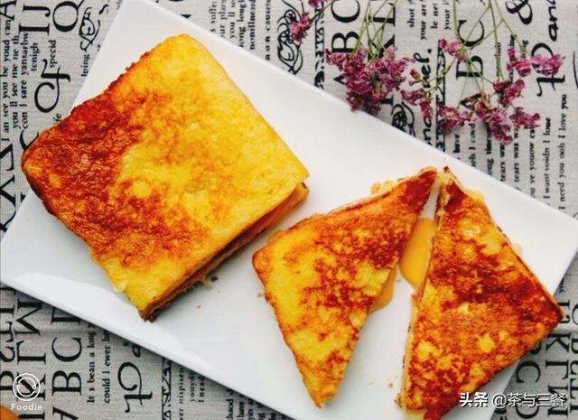 吐司的吃法,吐司片的三种花式做法,完美解决孩子早餐,瞬间打开食欲