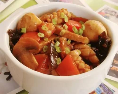 口蘑的做法大全,这四道用口蘑做的菜,道道都是经典,看着图片就很流口水呀