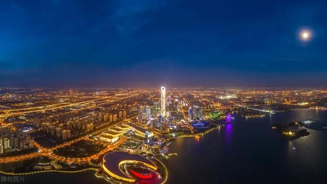 2020年我国关键帮扶苏州和南京的发展趋势