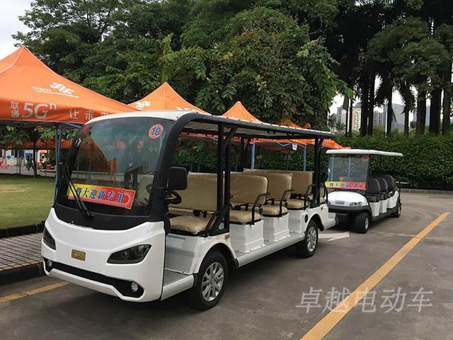 景区观光车,电动观光车能上路吗?它的正确打开方式是怎样的呢?