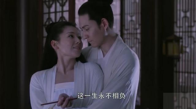 两人做人爱技巧姿势图,刘涛和小三岁男星拍吻戏,全身紧绷姿势怪异,网友直呼太油腻
