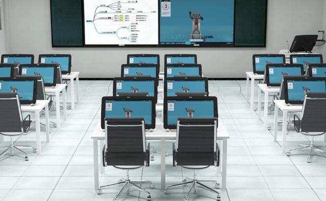 vr实验室,教室的未来——3DVR创新实验室