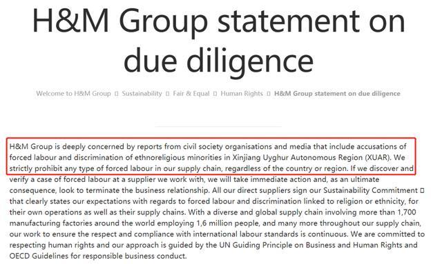 有关H&M、新疆棉花及其BCI,李大大饼写了一篇很有深度的文