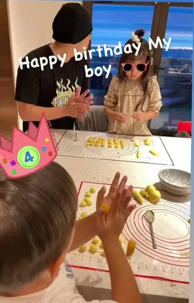 周杰伦昆凌为儿子庆生,6岁女儿罕见露正脸,混血五官酷似妈妈 全球新闻风头榜 第2张
