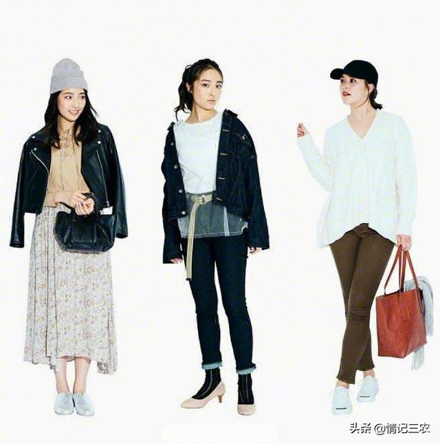 时尚穿搭技巧,基本款用点心思,简单得体大方