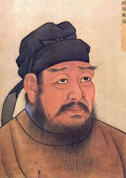 """尉迟恭简介,""""门神""""尉迟敬德,在历史上竟然是个武林高手"""
