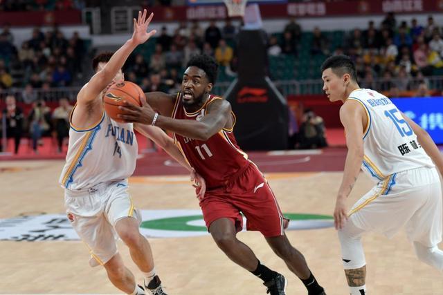 放虎归山!CBA前山西外援加盟上海,下赛季四强席位有说法? 全球新闻风头榜 第1张