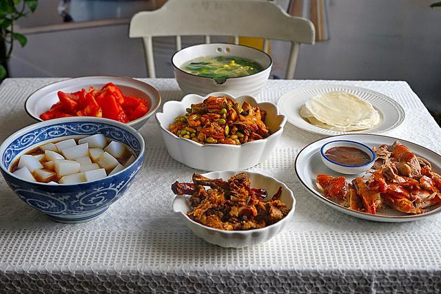 长辈生日快乐祝福语,婆婆的生日,我下厨简单做了几道菜,精致又美味,婆婆过得特开心