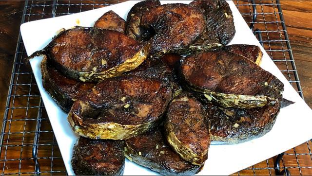 熏鱼怎么做,做熏鲅鱼时,多加这3步,鱼肉外酥里嫩,香甜不腥气,又鲜又香