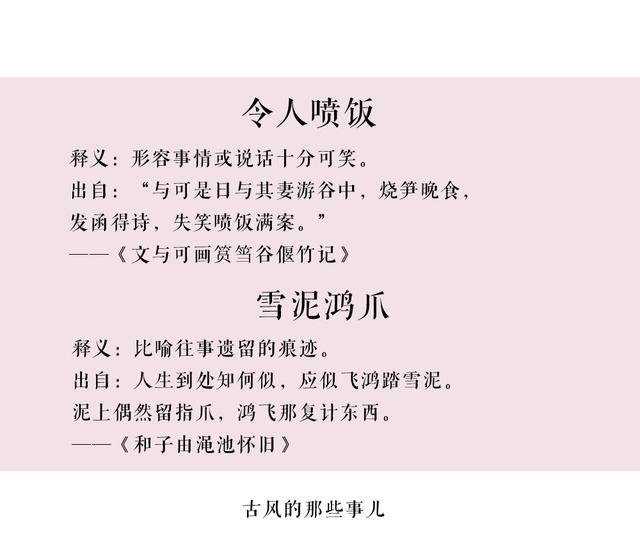 四字成语大全集,那些出自苏轼诗文中的成语,你都知道哪些?