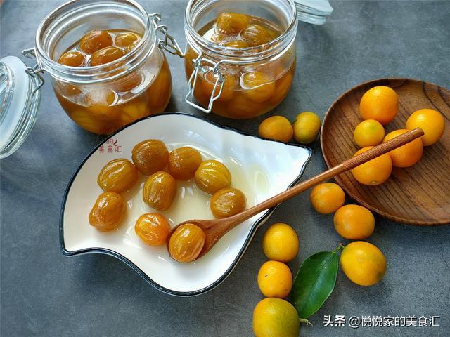 金桔的吃法,冬天,孩子最喜欢这样吃金桔,便宜营养,煮一碗酸甜开胃,真解馋