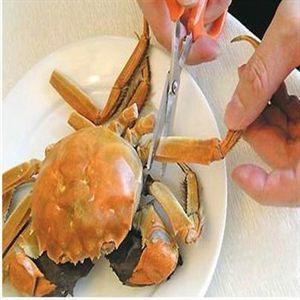 各种螃蟹的吃法图解,吃螃蟹有技巧,10步图解正确吃蟹方法