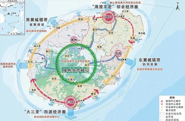海南省基本建设自由贸易港的优点