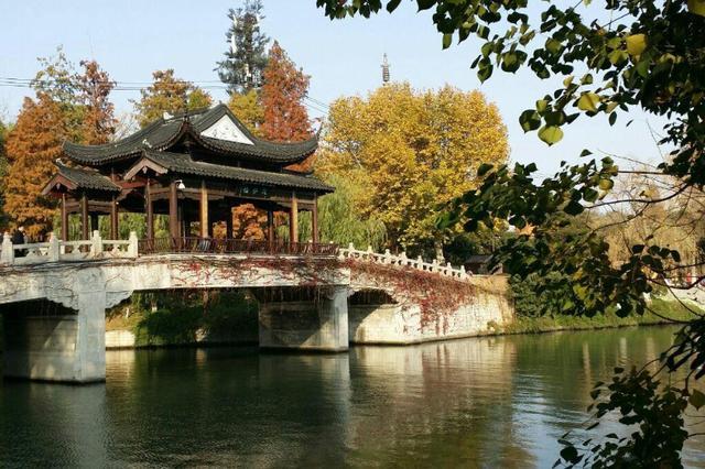 5a景区,江苏有座5A级公园,坐落市区,免费开放一年四季都适宜游玩