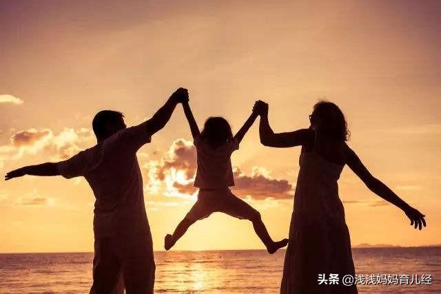 一晃孩子长大了的句子,育儿感悟:人世间这一次相遇,终究是孩子慢慢长大,父母慢慢变老