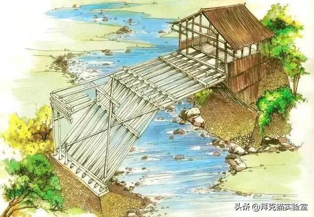 """桥怎么做,用12根棉签搭一座拱桥,探索古代""""三无""""廊桥的奥秘"""
