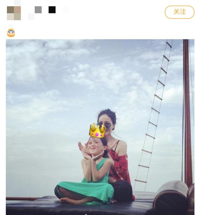 王菲晒旧照为小女儿庆生,大露香肩对李嫣一脸宠溺,如今鲜少同框 全球新闻风头榜 第1张