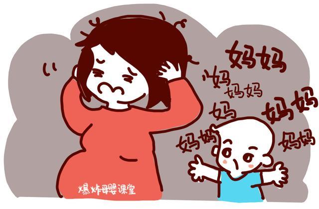 """婴儿爱,宝宝睡前的两种""""小癖好"""",让人忍俊不禁,却是天生爱妈妈的表现"""