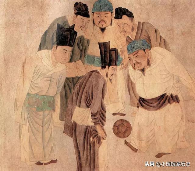 关于运动的诗,从宋代诗词的中找寻百花齐放的体育活动