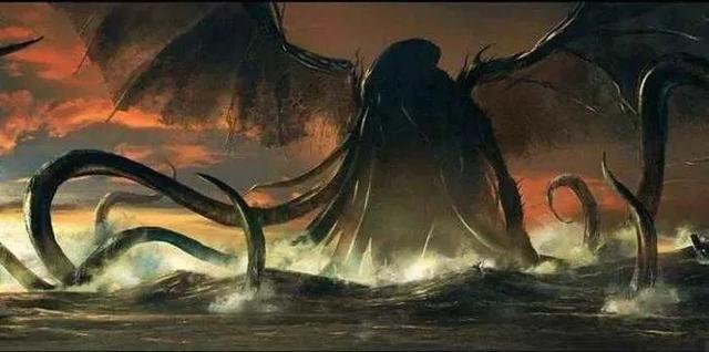 章鱼漫画,张牙舞爪的邪恶隐喻:西方章鱼地图小史