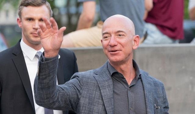 拉里佩奇将辞掉美国亚马逊CEO