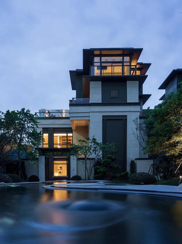 上海豪宅装修,惊叹!原来魔都的人都喜欢这些别墅的装修风格?